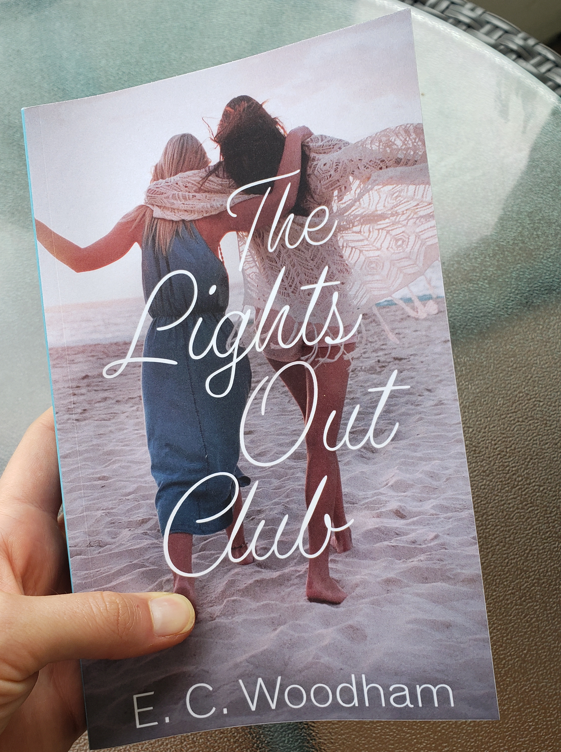 Novel the Lights Out Club