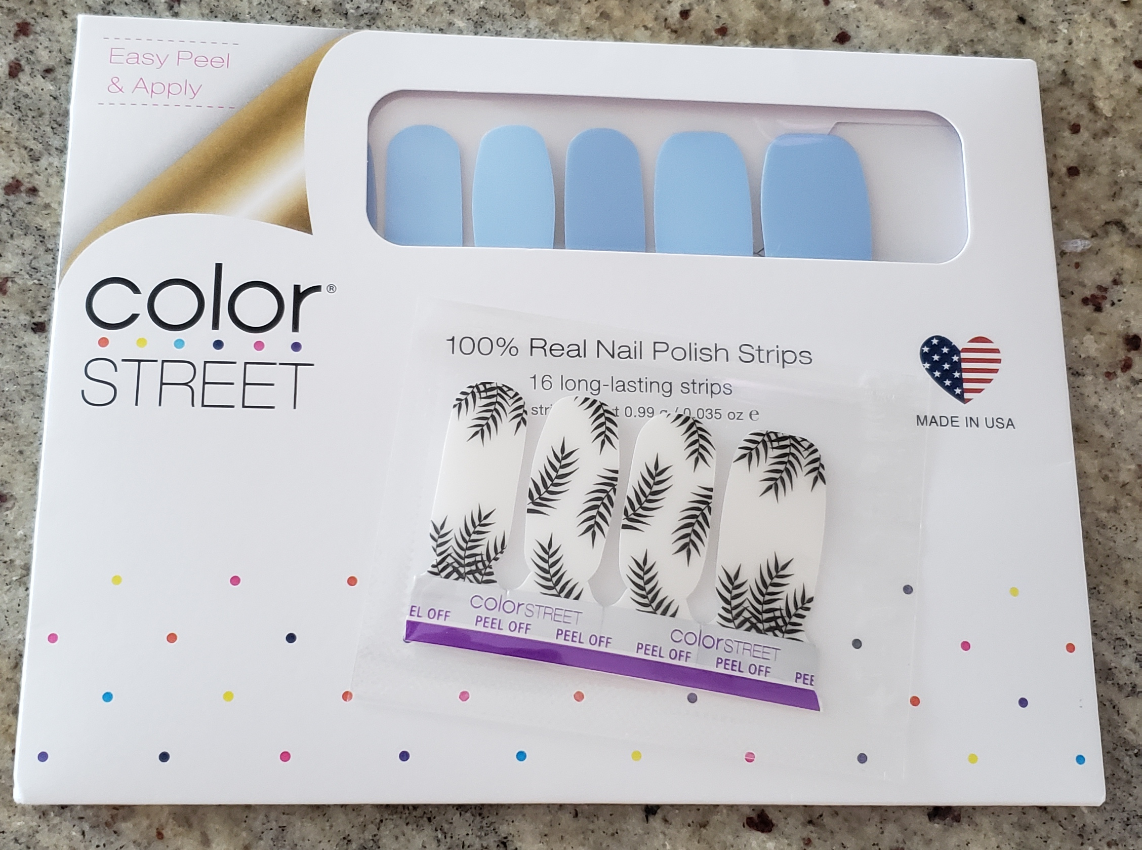 Color Street Nails Nail polish at home