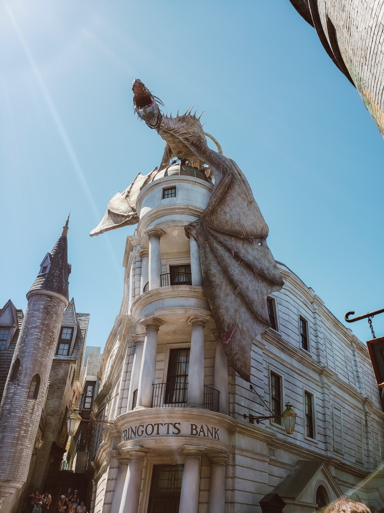 harry potter world diagon alley